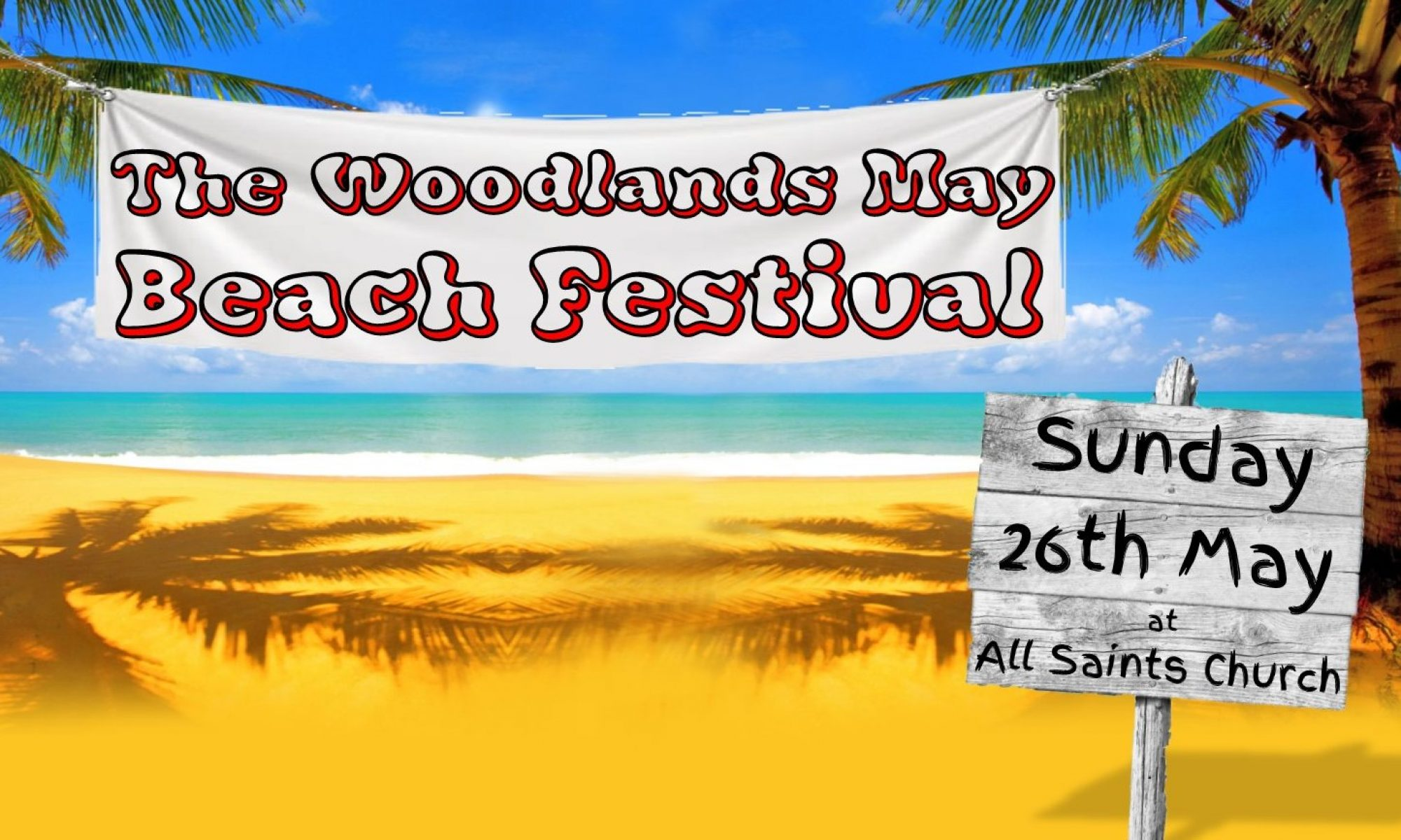 The Woodlands May Beach Festival
